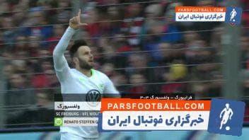 لیگ برتر ؛ زیباترین گلهای هفته گذشته لیگ برتر خلیج فارس 98/99