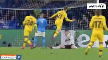 بارسلونا ؛ خلاصه بازی ناپولی 1-1 بارسلونا لیگ قهرمانان اروپا 2019/2020