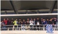 تیم فوتبال استقلال که دیروز ظهر به کویت سفر کرده است از ساعت ۲۰:۳۰ در زمین استادیوم الیرموک یک تمرین تاکتیکی برگزار کرد.
