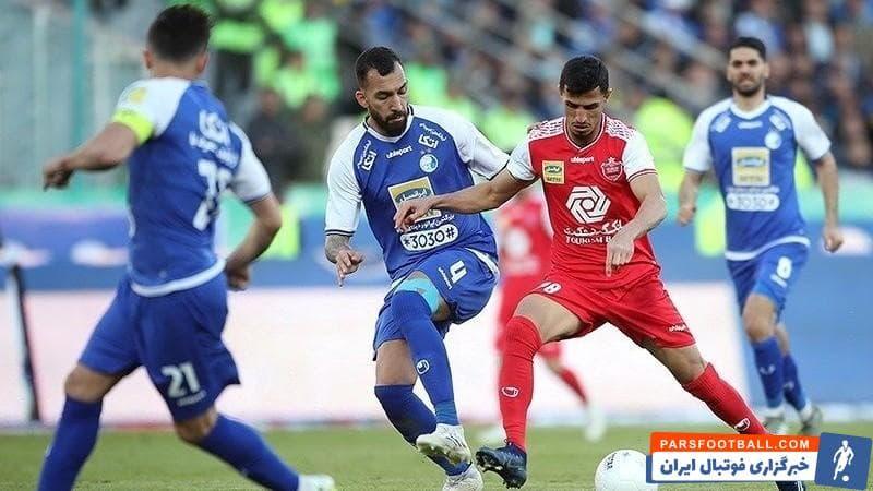 پرسپولیس ؛ علی علیپور : همه بچههای تیم هم هم قسم شده اند تا چهارمین قهرمانی را بدست بیاوریم