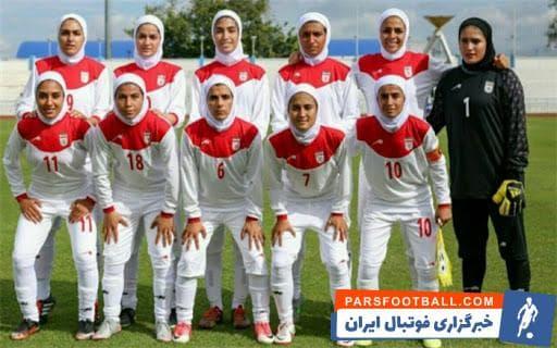 فوتبال ؛ بازتاب خبر قدیمی میزبانی فلسطین از تیم ملی فوتبال بانوان ایران
