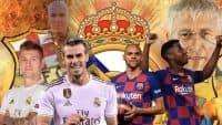 رئال مادرید ؛ برترین گل های ستاره های رئال مادرید به بارسلونا در ال کلاسیکو