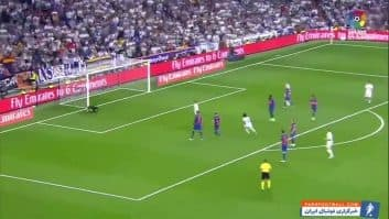 ال کلاسیکو ؛ برترین سیو های دروازه بان های رئال مادرید و بارسلونا در دیدار ال کلاسیکو