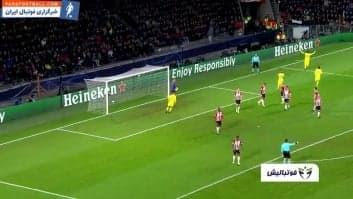 روبن ؛ پنج گل برتر از آرین روبن در رقابت های لیگ قهرمانان اروپا
