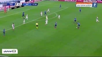 یوونتوس ؛ خلاصه بازی یوونتوس 2-0 اینترمیلان سری آ ایتالیا 2019/2020