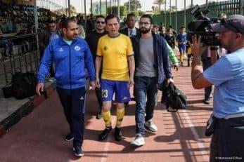 عزالدین ؛ عزالدین بهادر ۷۵ ساله مسنترین بازیکن فوتبال جهان