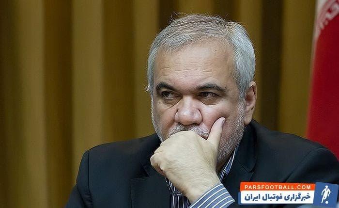 فتحاللهزاده ؛ احتمال بالای استعفای علی فتح الله زاده از استقلال