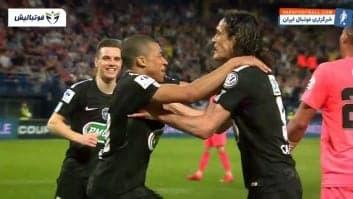 لوشامپیونه ؛ گل های دیدنی در رقابت های لوشامپیونه فرانسه هفته 27