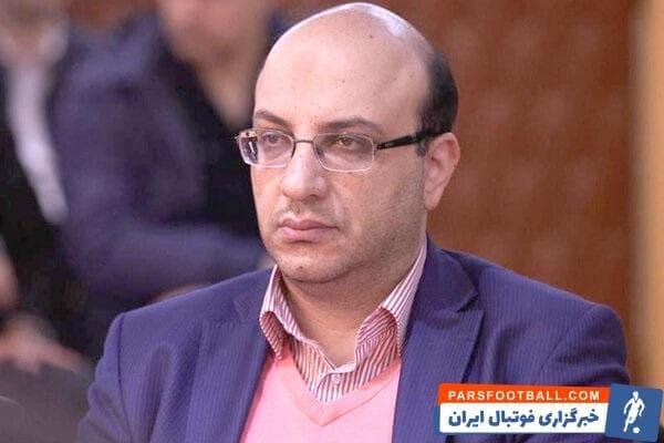 مهدی علینژاد : در استعفای علی فتح الله زاده وزارت ورزش مقصر نیست