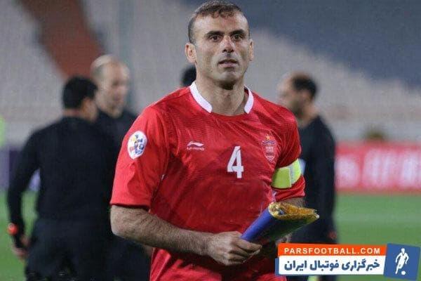 سید جلال حسینی-کاپیتان پرسپولیس