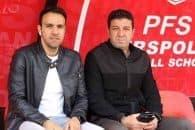 اسماعیل حلالی-پیشکسوت پرسپولیس