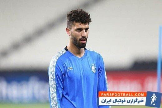 محمد دانشگر-بازیکن استقلال