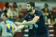 سید محمد موسوی-ستاره والیبال ایران