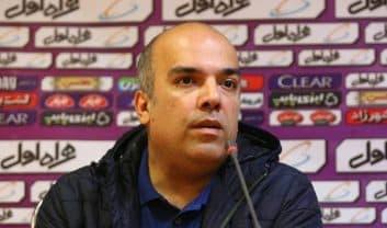 محمد نوریفر - پرسپولیس