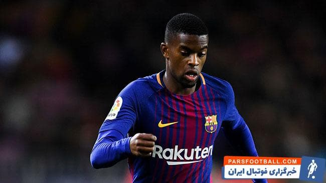 به نظر می رسد باشگاه بارسلونا مشکلی با فروش ستاره پرتغالی و ملی پوش خود نلسون سمدو ندارد و حتی قیمت او را نیز تعیین کرده است.