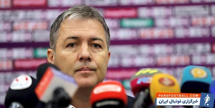 اسکوچیچ: اگر در جام جهانی سرمربی ایران بودم شجاعت بیشتری به خرج می دادم