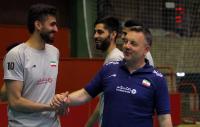 امیر غفور ، پشت خط زن تیم ملی ایران که فصل پیش به لوبه ایتالیا پیوسته بود، پس از تعطیلی مسابقات سری آ به کشور بازگشت، او اخیرا در مصاحبه ای در مورد مسائل مختلفی صحبت کرده که است.