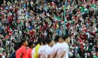 حضور زنان ؛ مدیر عامل خیریه فوتبال گفت که حضور زنان نباید مختص به بازی های ملی باشد