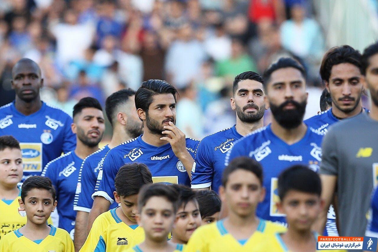 امیر سلطانی : شایعه کاهش قرارداد بازیکنان استقلال کذب است