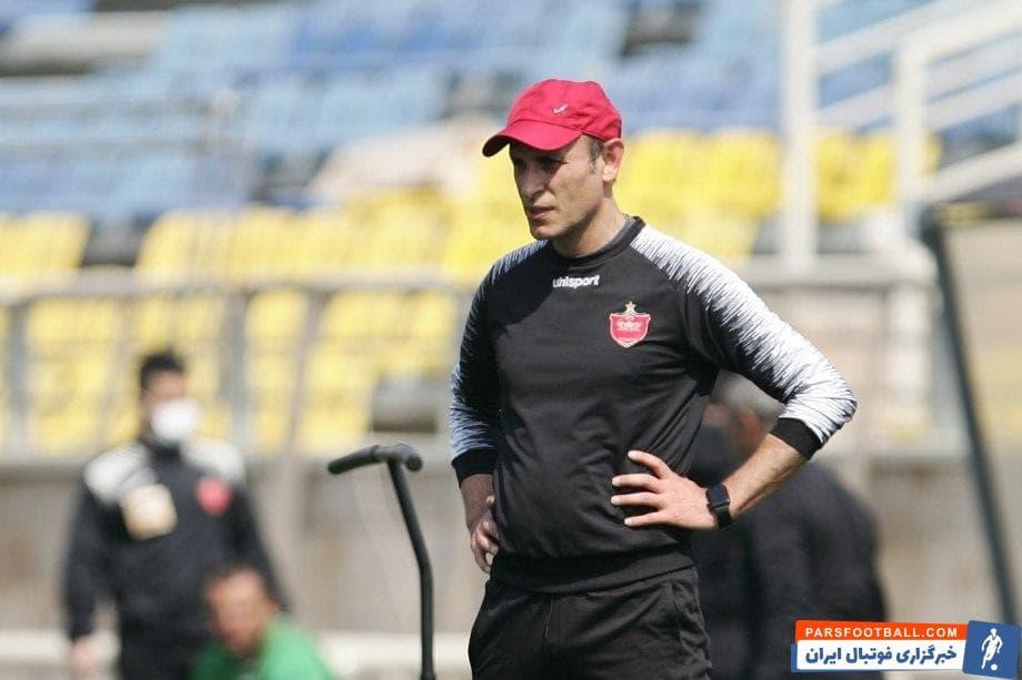 پرسپولیس ؛ یحیی گل محمدی : وضعیت تمرینی خوب نیست، چند هفته است که بازیکنان در قرنطینه هستند
