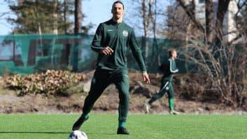 زلاتان ابراهیموویچ پس از کش و قوسهای فراوان در نقل و انتقالات زمستانی به تیم سابق خود بازگشت و دوباره لباس میلان را بر تن کرد.