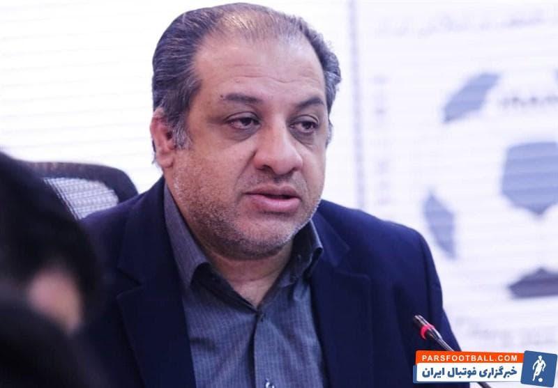 سهیل مهدی خبر داد: دیدار استقلال با فولاد در خوزستان برگزار میشود