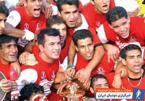 تیم فوتبال پرسپولیس در اولین دوره لیگ برتر در روز آخر و به لطف شکست استقلال مقابل ملوان به عنوان اولین قهرمان این دوره از مسابقات لقب گرفت.