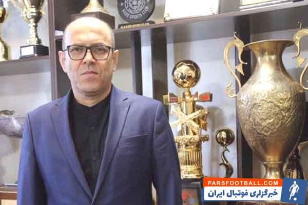 احمد سعادتمند-مدیرعامل استقلال