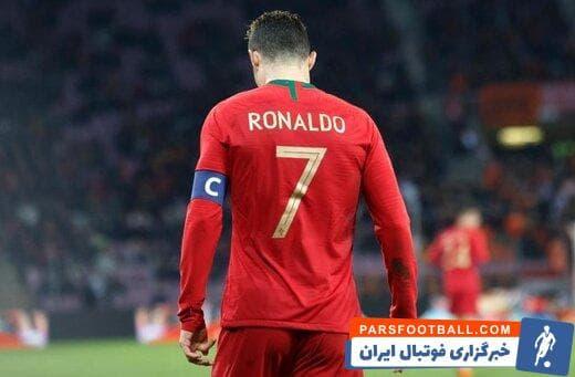 کرونا ؛ لغو رقابتهای ملی فوتبال جهان باعث توقف آمار گلزنی ملی رونالدو