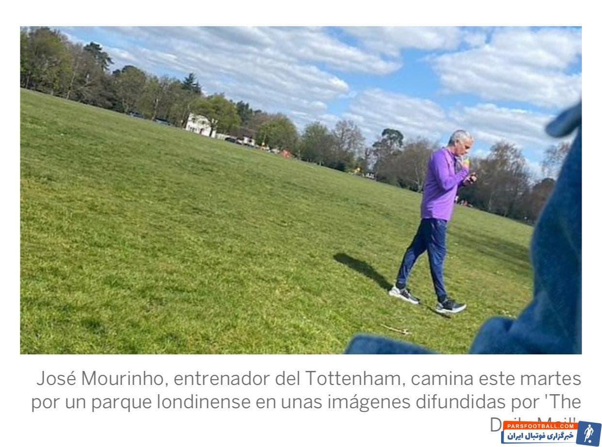 ژوزه مورینیو ، سرمربی تاتنهام، به دلیل نقض کردن قوانین قرنطینه و فاصله گیری اجتماعی و تمرین دادن عمومی بازیکنانش، عذرخواهی کرد.