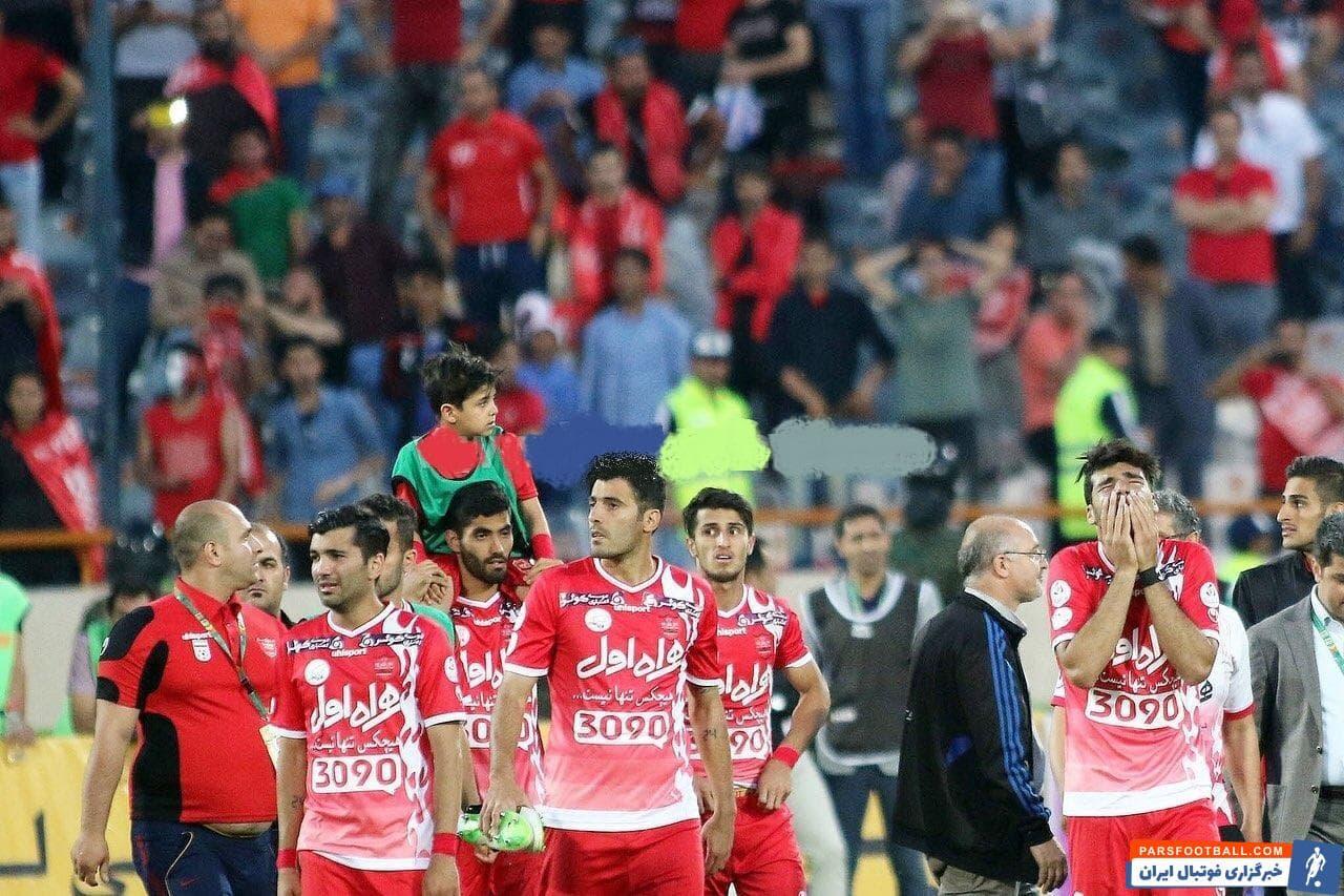 24 اردیبهشت 1395 یکی از تلخترین روزهای تاریخ تیم فوتبال پرسپولیس است که در آن شاگردان برانکو موفق به کسب جام قهرمانی نشدند.