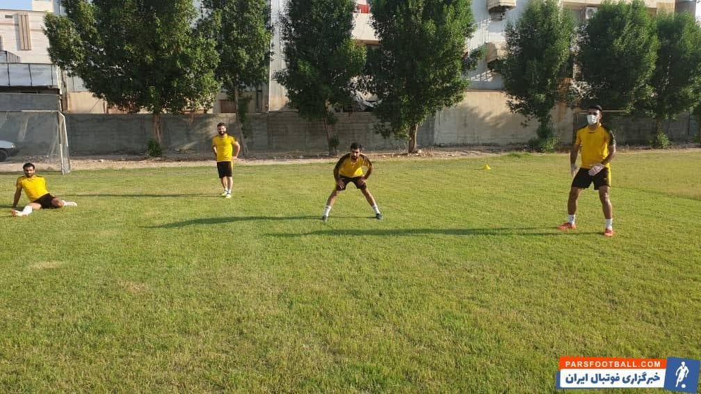 بازیکنان شاهین بوشهر تمرینات را از امروز استارت زدند + سند