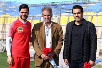 شفقتیان پیشکسوت پرسپولیس گفت: متاسفانه فوتبال برای اکثر آدم های حاضر در آن آب و نان داشت اما همیشه برای من افسوس داشته است.