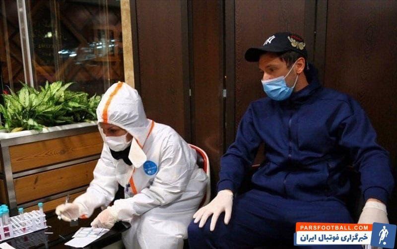 تست کرونای هروویه میلیچ ، مدافع تیم فوتبال استقلال که تازه به ایران بازگشته منفی شد و این بازیکن مشکلی برای حضور در تمرینات ندارد.