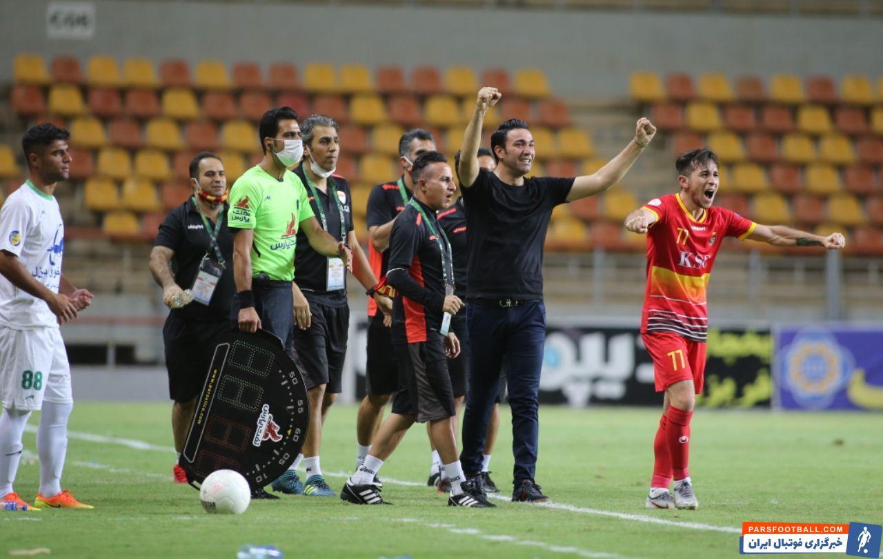 فولاد خوزستان با نکونام شب گذشته در فولاد آرهنا موفق شد تا بازهم به مانند بازی با استقلال، کامبک بزند و بازی باخته را برابر ماشینسازی با برد عوض کند.