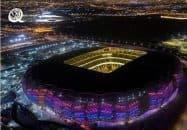 پایان ساخت سومین ورزشگاه جام جهانی ۲۰۲۲