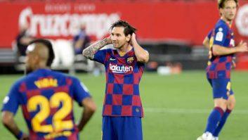 بارسلونا در انتظار لغزش رئال مارید برای پس گرفتن صدر و از دست ندادن جام قهرمانی