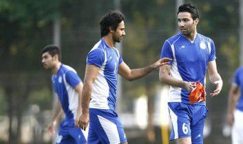 جواد نکونام و فرهاد مجیدی به رغم اینکه چهرههای مطرحی در فوتبال ما محسوب میشوند، رویاروییهای زیادی با همدیگر نداشتهاند.