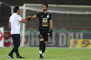 سیدحسین حسینی در فصل جاری یکی از دروازه بان های بدشانس فوتبال ایران بوده است؛ او دو عملکرد فوق العاده مقابل تراکتور و نفت آبادان داشت.