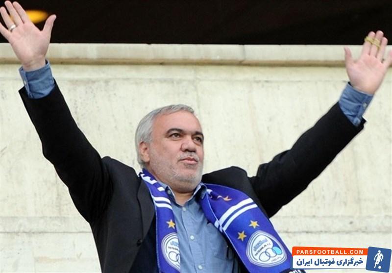 فتح الله زاده جانشین مجیدی را لو داد! وقتی مدیرعامل استقلال فرهاد را نمی خواست!