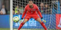 جیانلویجی دوناروما، دروازه بان تیم ملی ایتالیا و عضو باشگاه آث میلان