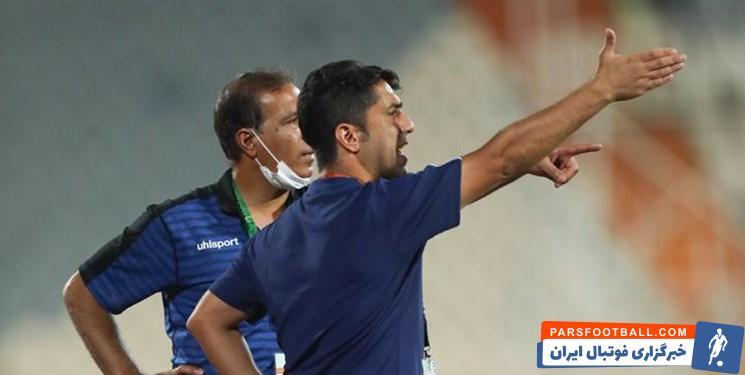 عذرخواهی سرمربی شاهین بوشهر از هواداران تیم