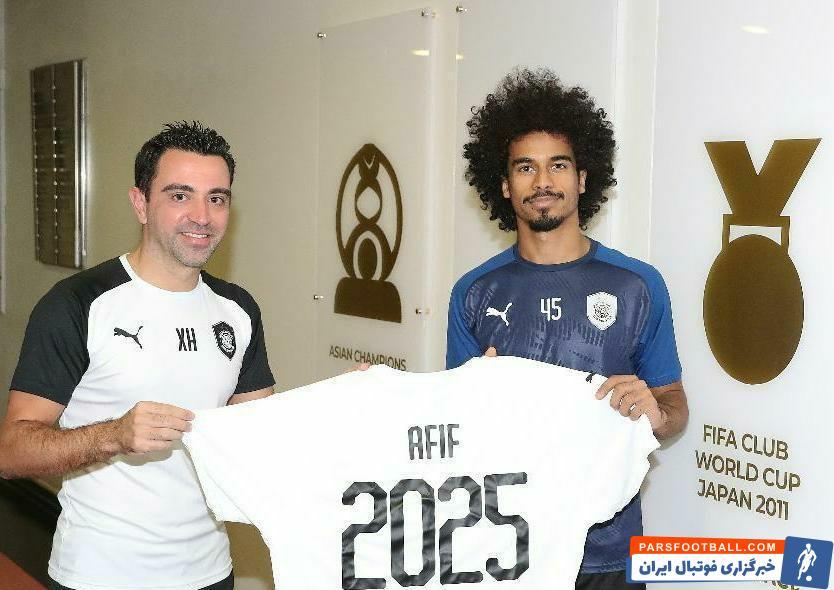 اکرم عفیف با این باشگاه قراردادش را تمدید کرد پس از درخواست ژاوی، قرارداد اکرم عفیف ستاره فوتبال قطر و تیم السد با این باشگاه تا سال ۲۰۲۵ تمدید شد.