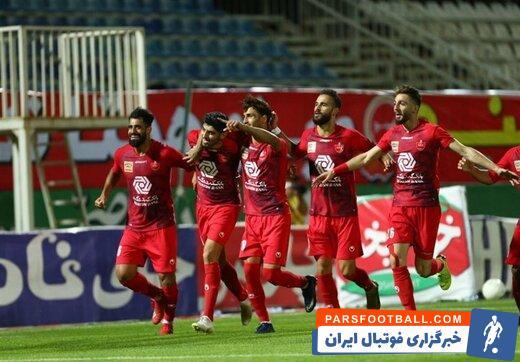 شانس بزرگ پرسپولیس برای پیروزی مقابل فولاد خوزستان و جواد نکونام