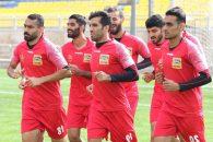 تمرینات تیم فوتبال پرسپولیس امروز در ورزشگاه شهید کاظمی ادامه یافت.