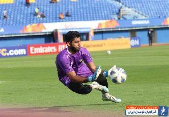گلر تیم فوتبال نفت مسجدسلیمان شایعه عجیب مرگش در اثر تصادف را تکذیب کرد.