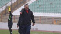 ساکت الهامی سرمربی تیم تراکتور در کنفرانس خبری قبل از بازی مقابل نفت مسجد سلیمان شرکت کرد.