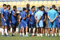 تیم فوتبال استقلال عصر امروز تمرینات خود را به منظور تقابل با پرسپولیس در نیمه نهایی جام حذفی پیگیری کرد.