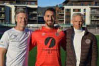 تیم فوتبال میوندالن که سوشا مکانی دروازه بان ایرانی را در اختیار دارد در لیگ نروژه 6 تایی شد.
