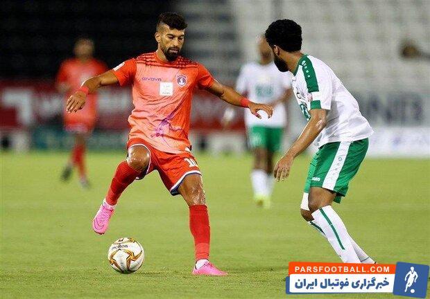رامین رضاییان پس از فصل درخشانی که در الشحانیه پشت سر گذاشت، و با باشگاه الدحیل قرارداد بست .